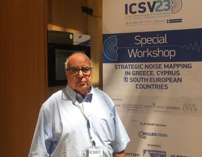 Participação no ICSV