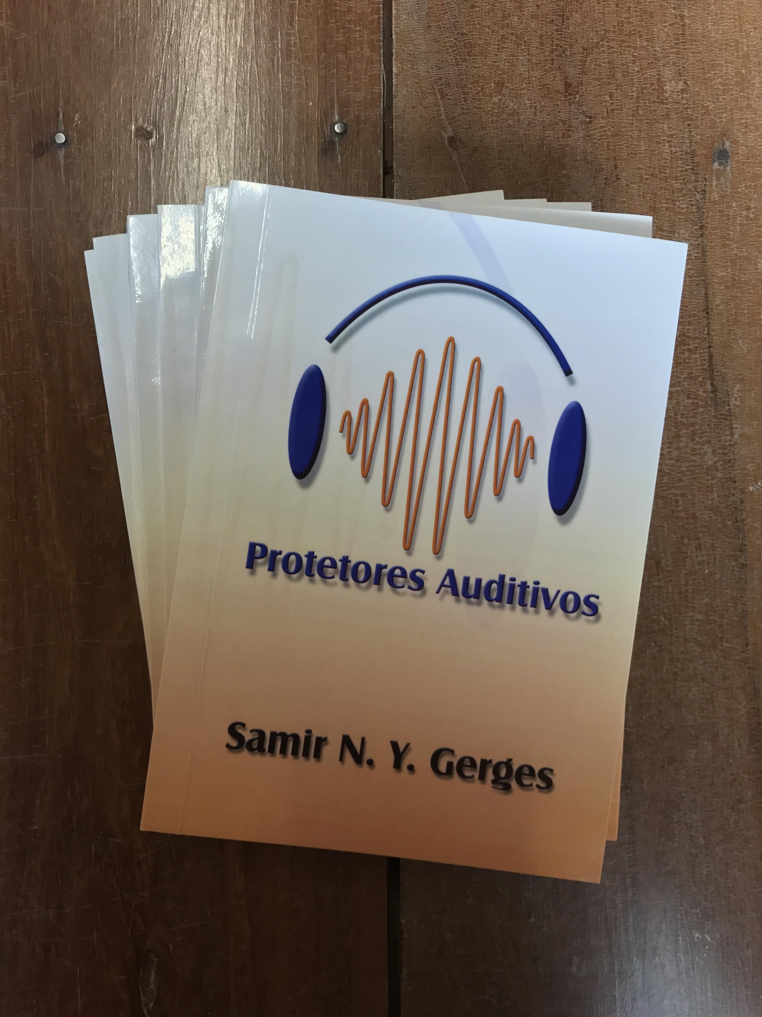 Promoção: Livro Protetores Auditivos – Prof. Samir Gerges