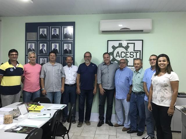Parceria Associação Catarinense de Engenharia de Segurança do Trabalho