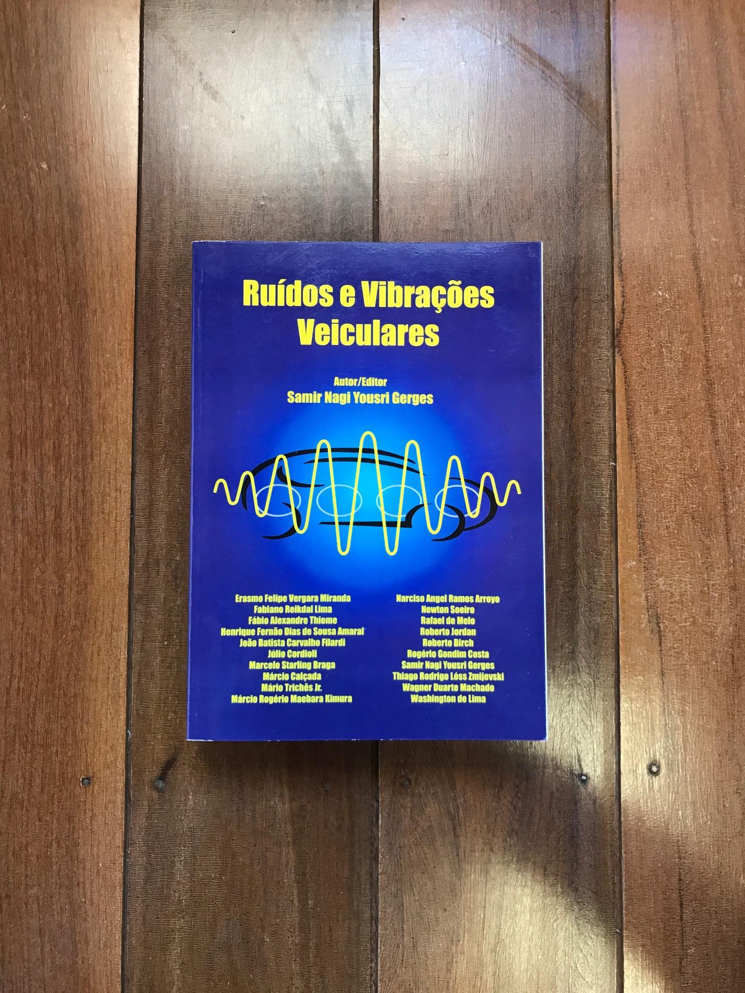 Livro Ruído e Vibrações Veiculares