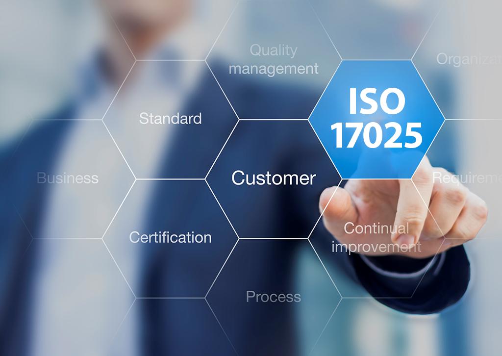 O que é a ISO 17025?