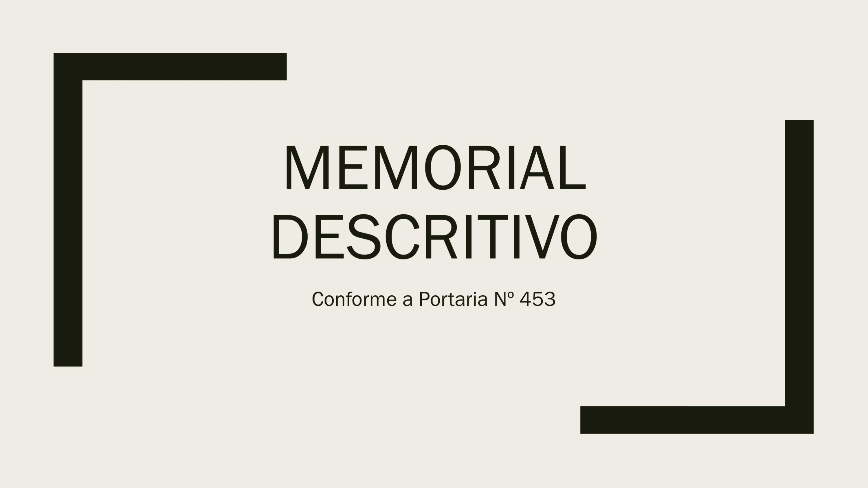Memorial Descritivo do Protetor Auricular para Ensaio