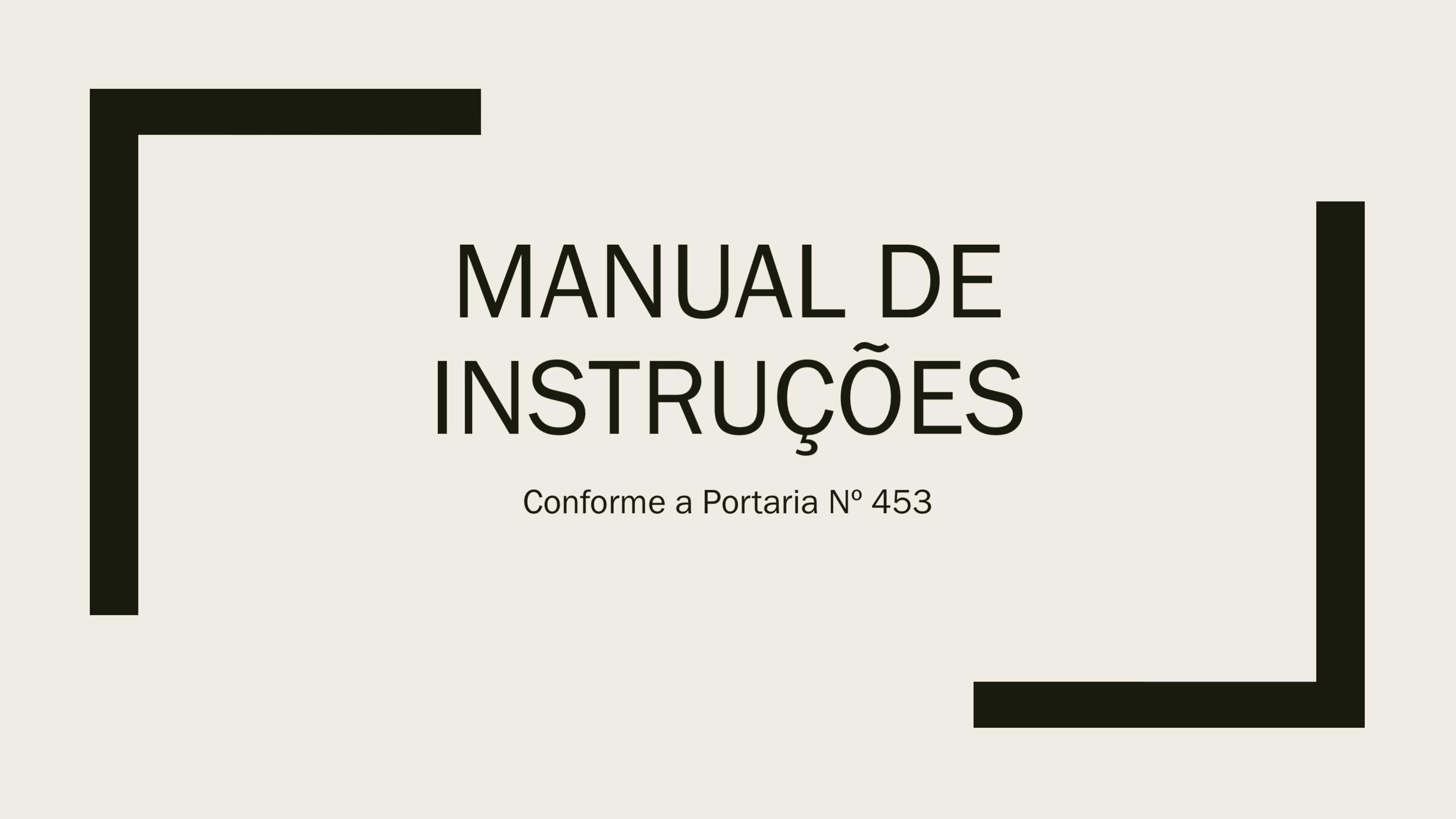 Manual de Instrução do Protetor Auricular